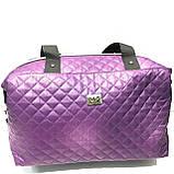 Брендові спортивні сумки Dolce&Gabbana (чорний глянцевий)28*39див, фото 8