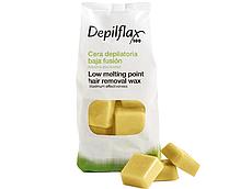 Гарячий воск Depilflax золото 1кг