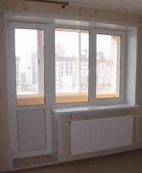 Балконный блок.Дверь .окно металлопластиковые. Выход на балкон. ДОСТАВКА ПО УКРАИНЕ БЕСПЛАТНО!