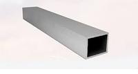 Профиль алюминиевый квадратный 20*20*1,5 (6м)