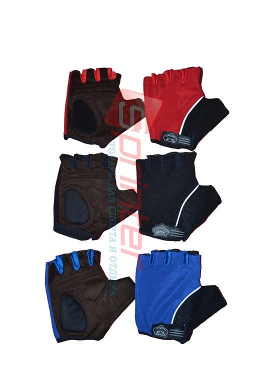 Перчатки спортивные. M 008-3