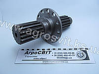 Вал редуктора привода насосов К-700, К-701.№ 2256010-1600019