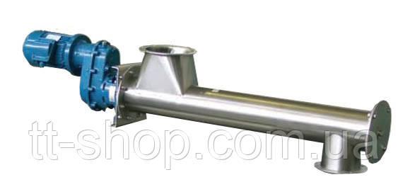 Труба 108 мм, довжина 2 м, мотор редуктор 0,55 кВт