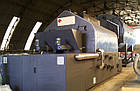 Паровой твердотопливный котел Akkaya HYB 20-10 (800 кг/час, 10 бар), пеллета, щепа, шелуха подсолнечника, фото 3