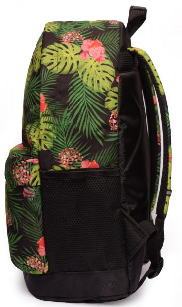 Рюкзак GARD женский с цветочным принтом BACKPACK-2  jungle juice
