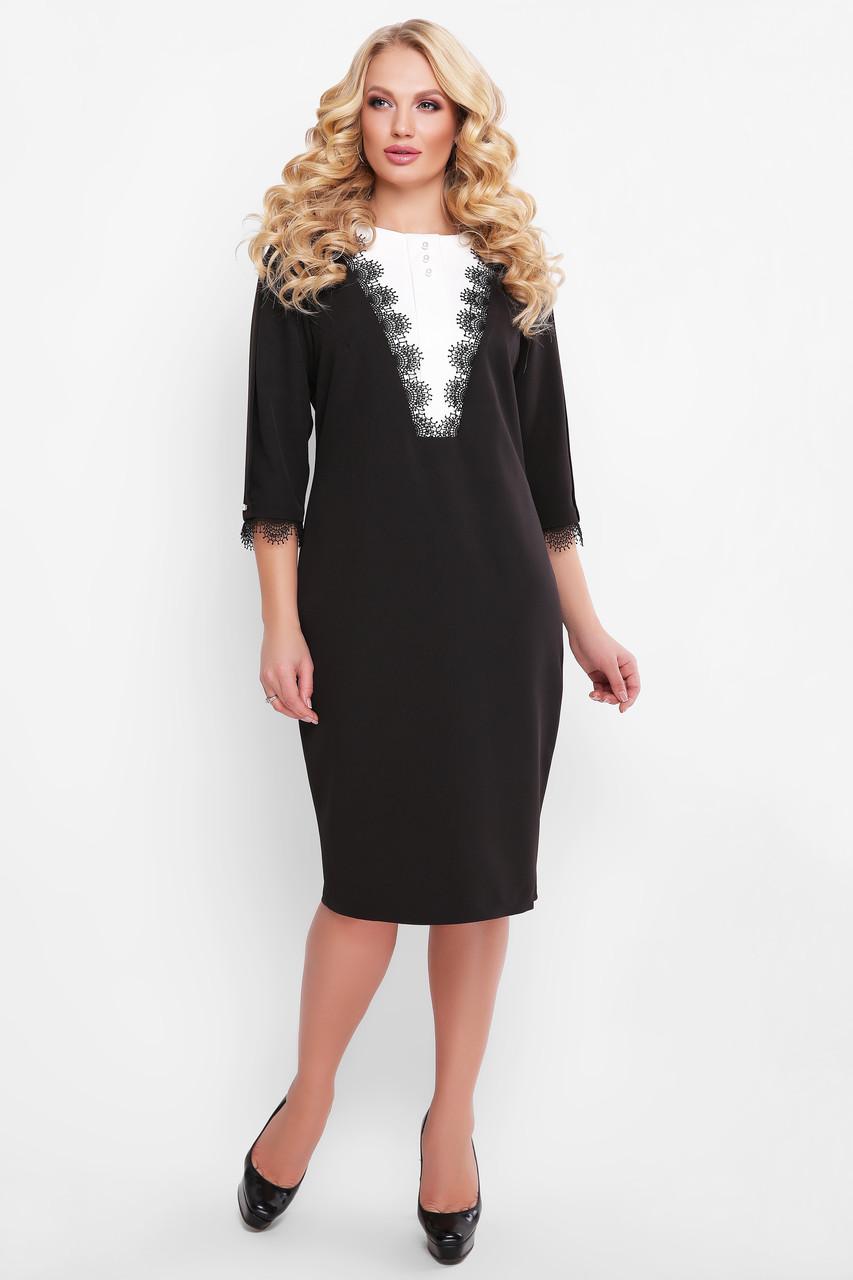 Классическое платье Софи белое