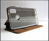Классический коричневый чехол книжка Xiaomi Mi A2 Lite (Redmi 6 Pro) оригинальный Mofi Vintage Classical, фото 2