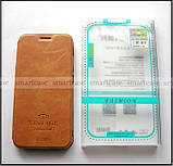 Классический коричневый чехол книжка Xiaomi Mi A2 Lite (Redmi 6 Pro) оригинальный Mofi Vintage Classical, фото 6