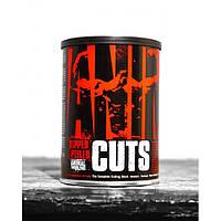 Universal Nutrition, Жиросжигатель Animal Cuts, 42 пакета