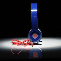 Наушники Monster Beats Dr. Dre Solo Mini Blue, фото 3