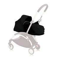 Babyzen - Люлька YOYO Plus 0+, цвет black, фото 1