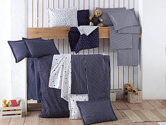Ткань для детского постельного белья поплин №35-03