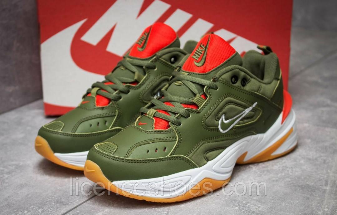 Мужские кроссовки Nike Air M2K Tekno Khaki. ТОЛЬКО 42 - стелька 26.5-27см