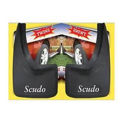 Бризковики (2 шт) - Fiat Scudo 1996-2007 рр.