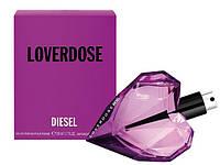 Diesel Loverdose парфюмированная вода 75 ml. (Дизель Ловердоз)