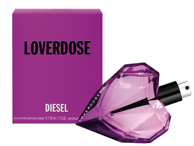 Diesel Loverdose парфюмированная вода 75 Ml дизель ловердоз