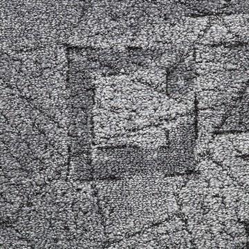 Ковролін тафт. ITC Bossanova 095 сірий 4,0м фільц скрол VO ПА