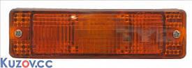 Указатель поворота в бамп. лев.=пра. VW Golf II 83-91 (TYC)