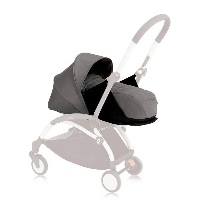 Babyzen - Люлька YOYO Plus 0+, цвет grey