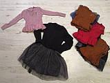 Нарядное модное платье и кофта для девочки рост 140 см, Glo-story GMY-7603, фото 4