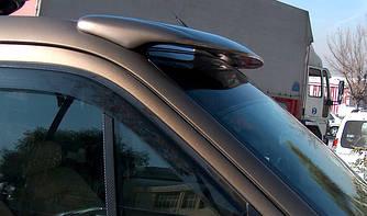 Козырек на лобовое стекло (под покраску) - Ford Connect 2002-2006 гг.