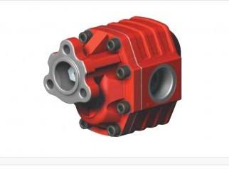 Насос шестерний UNI (16.03 куб см) реверсивний NPLH-16 13 DIN Binotto Італія 105-004-10163