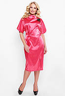 Нарядное платье Элеонора алого цвета, фото 1