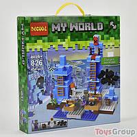 Конструктор 826 (16) 454 детали, в коробке