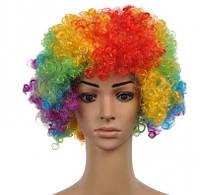 Парик Клоуна цветная S-10707