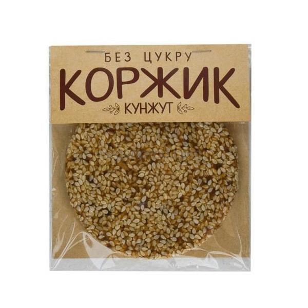 "Козинак ""Кунжут"", 50 г,  Коржик"