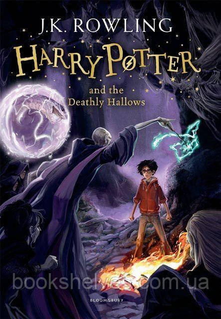 Harry Potter and the Deathly Hallows (Children's PB)