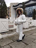 Детский зимний костюм Звездочка, очень теплый недорого