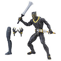 Hasbro Marvel Legends - Black Panther - Erik Killmonger, Ерік Смерторук, Эрик Киллмонгер, фото 1