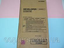 Developer DV617 M, Konica Minolta Bizhub C6000 C7000, A1U9860, dv-617