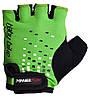 Велорукавички PowerPlay 5451 A Зелені S, фото 2