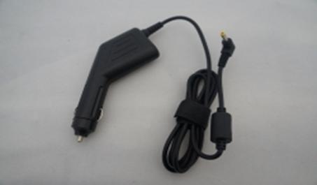 Автозарядка АЗУ для ноутбука HP 19v2.1A 4.0*1.7