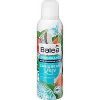 Balea Deodorant Caribbean Love женский дезодорант Карибская любовь 200 мл