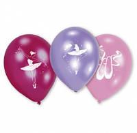 Воздушные шарики Балет 1шт Ш-999224