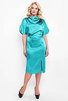 Нарядное платье Элеонора изумруд, фото 1