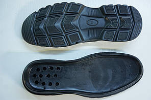 Подошва для обуви мужская 5060 р.40-45, фото 3