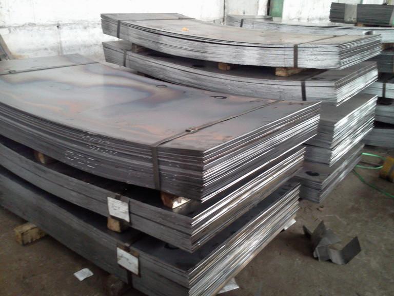 Лист сталевий 3,0х1000х2000мм ст. 3 гарячекатаний