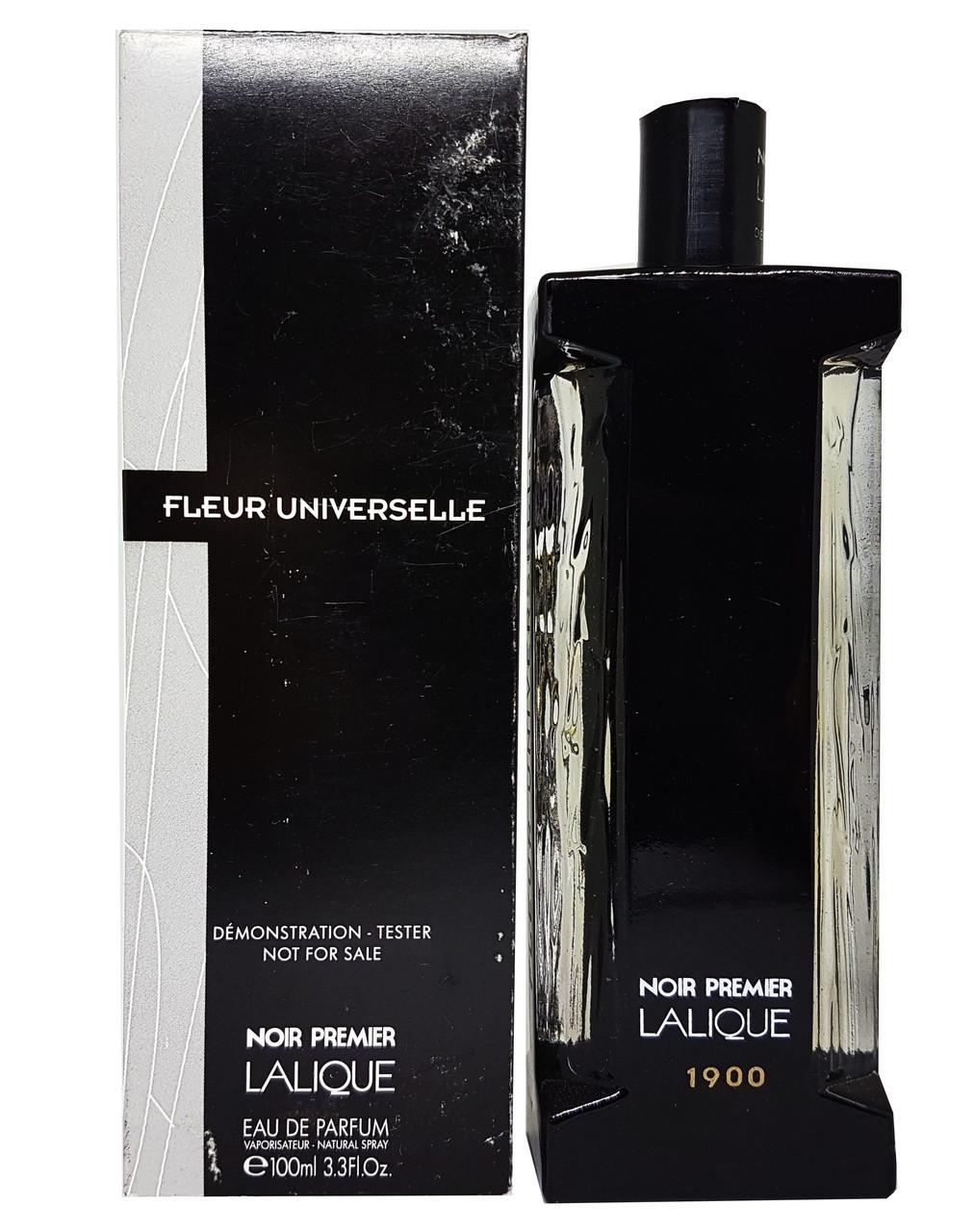 Тестер унисекс Lalique Fleur Universelle, 100 мл