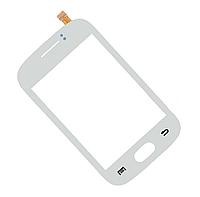 Samsung Galaxy Young Duos S6312 Сенсорный экран  белый