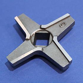 Нож односторонний для мясорубки Zelmer NR5 631383 ZMMA015X (A861007.00)