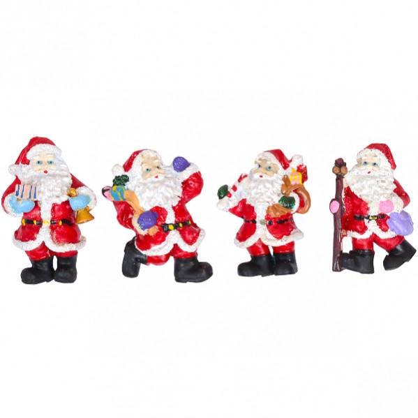 Магнит керамический «Дед Мороз» 6730–2