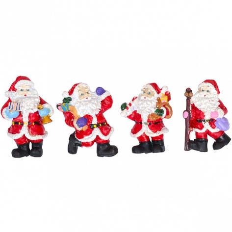 Магнит керамический «Дед Мороз» 6730–2, фото 2