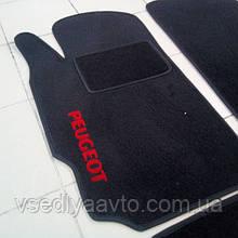 Водительский ворсовый коврик PEUGEOT 406