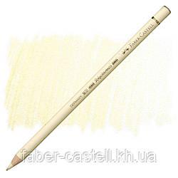 Карандаш художественный цветной Faber-Castell POLYCHROMOS  слоновая кость №103 (Ivory), 110103