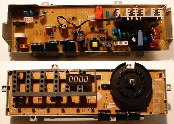 Плата управления стиральной машины Samsung WF-6520S7W MFS-C2R10AB-00, фото 2