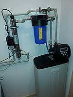 Системи водоочистки та фільтрації води - монтаж та сервіс